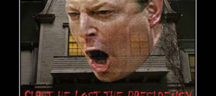 Al Gore's Massive Energy Consumption