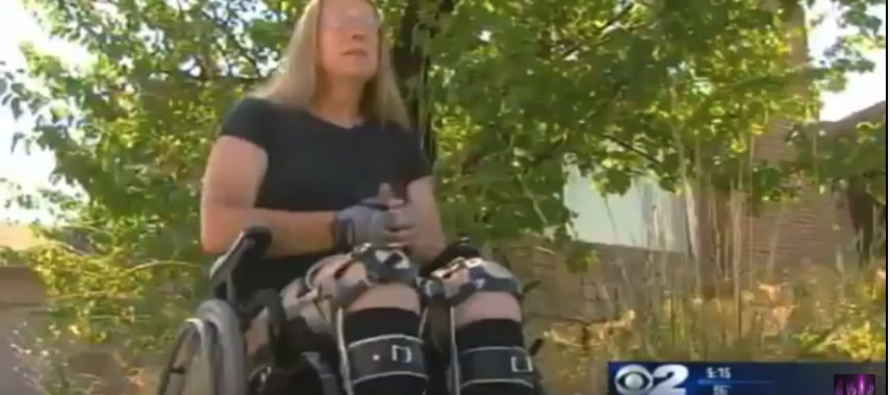 Transgender Who Identifies With Being Paralyzed Purposely Crashed Bike To Be Disabled [VIDEO]