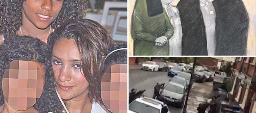 Mother And Daughter Form Britain's First All Female Islamist Hit Squad – Carry Out Knife Rampage