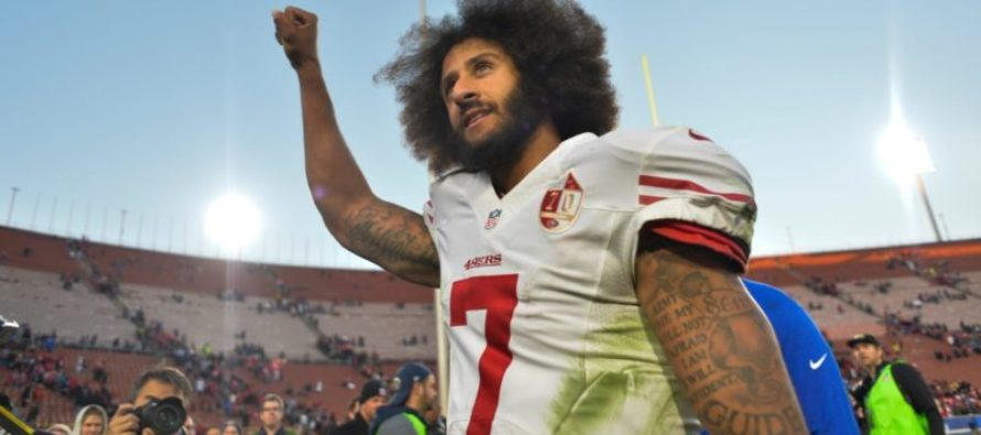 Colin Kaepernick Cashes In On His Own Exhibit At The Smithsonian's National Museum