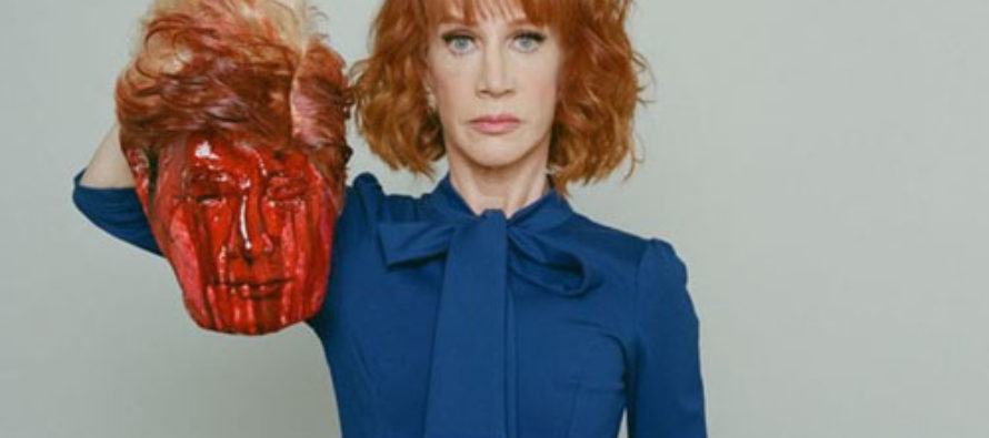 Kathy Griffin Rescinds Apology