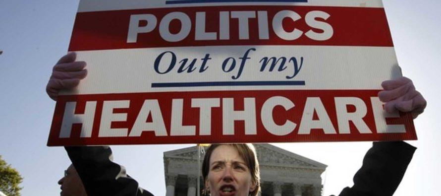 SHOCK: Figures Show Disturbing Side Effect of Obamacare – Media Silent