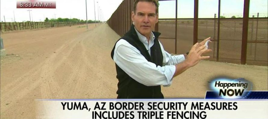 US Town Experiences Huge Change After Border Fence Goes Up