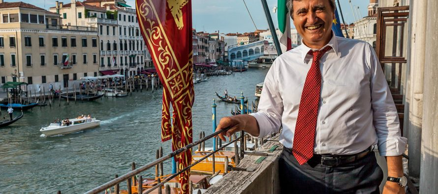 Venice Mayor Means Business: 'Anyone Shouting 'Allahu Akbar' in St. Mark's Square Can Expect to Be Shot'