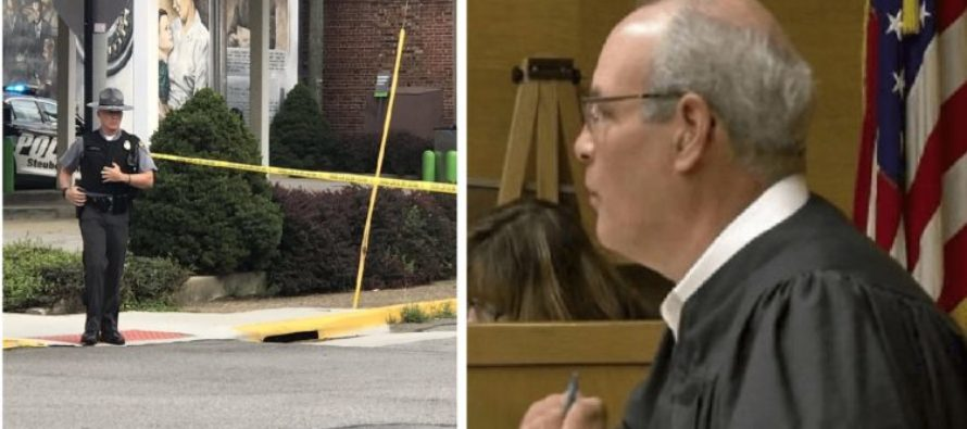 Attacker Dead After Judge Pulls Out Concealed Weapon And Opens Fire