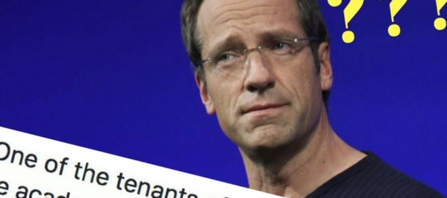 """Mike Rowe Serves Up Sweet Truth To Man Who Called Him A """"White Nationalist"""" – You'll Love This"""