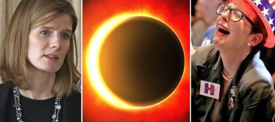 The sun is racist! Two major liberal papers agree the Solar Eclipse of 2017 cuts out black people