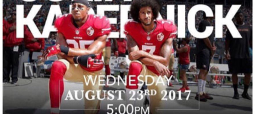 BLM, Spike Lee, and Colin Kaepernick Jointly Degenerate Into Total Farce