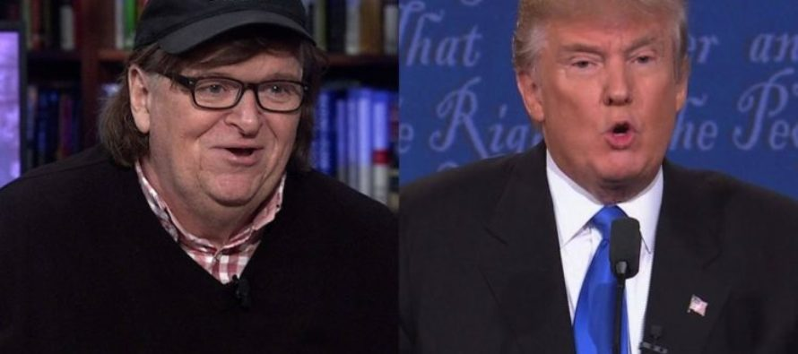 Michael Moore Compares Trump Supporters to Rapists [VIDEO]