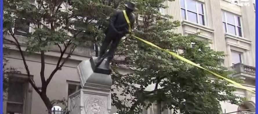 News Outlets BURY Polls Showing Americans OPPOSE Antifa, BLM, And Taking Down Statues