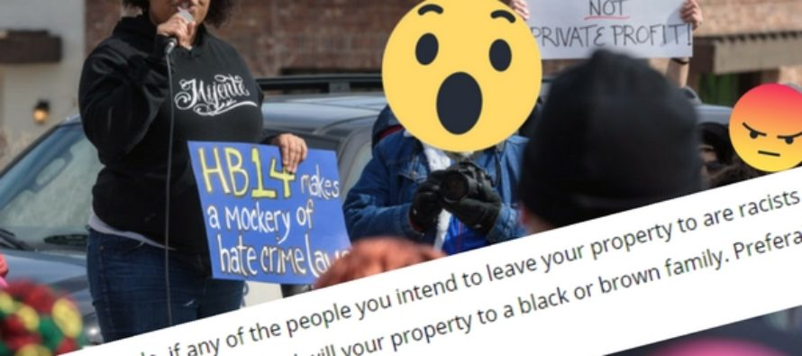 Black Lives Matter Leader Unleashes Demand List Of 10 Items – 'Will Your Property To A Black Person'