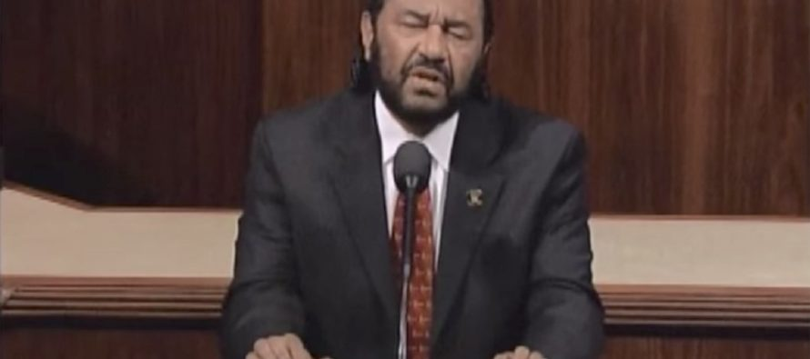 Democratic Congressman Al Green plans to force vote to impeach Trump over NFL comments [VIDEO]