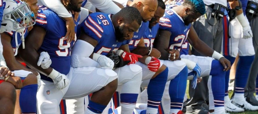 NFL Commentators Ask Team Owners To Prove They Got Guts And Stand-Up To Trump [VIDEO]