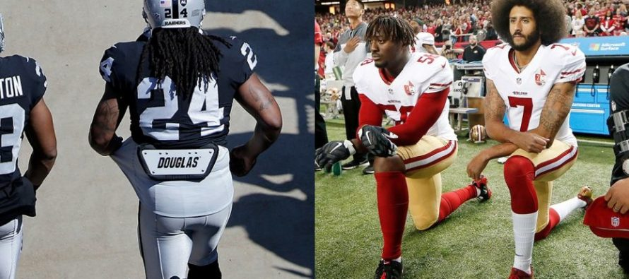 Bar Owner Used Kaepernick And Lynch Jerseys As Doormats – The Response Was Unexpected