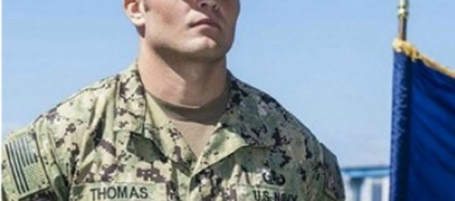 U.S. Navy Sailor Staved Off ISIS Attack For 10 Hours To Protect Comrades
