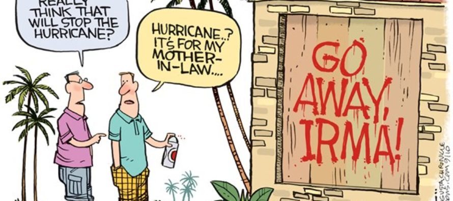 Go Away Irma (Cartoon)