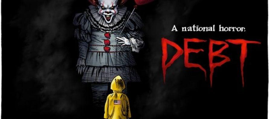 Debt Clown (Cartoon)