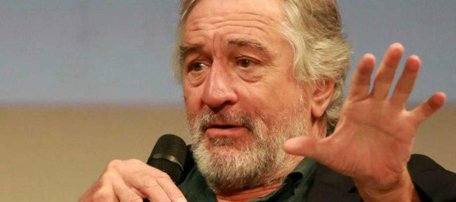 Again Robert De Niro? 'Disgusting' Trump Won't Blame Global Warming For Hurricanes [VIDEO]