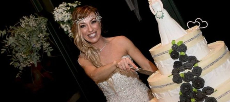 Woman Marries Herself In Elaborate Wedding Complete With Tears Of Joy