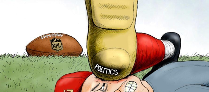Unsportsmanlike (Cartoon)
