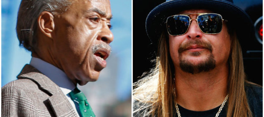 They Mad? Al Sharpton Group Wants Kid Rock Concerts CANCELLED!
