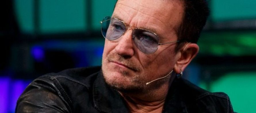 Bono Attacks Trump Over DACA Roll Back: 'This Country Was Built for Dreamers' [VIDEO]