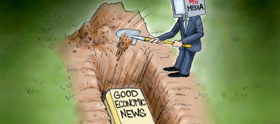 Hate Trumps Good News (Cartoon)