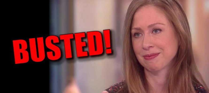 AWKWARD: Chelsea Clinton BUSTED Spreading 'Fake News' From 2014