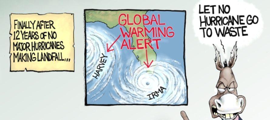 Hot Air Report (Cartoon)