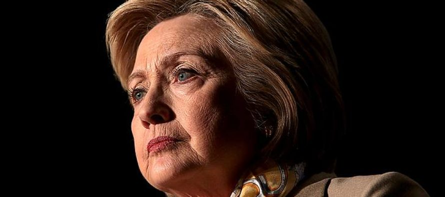 BREAKING NEWS: Hillary just floated the possibility of contesting the 2016 election [VIDEO]