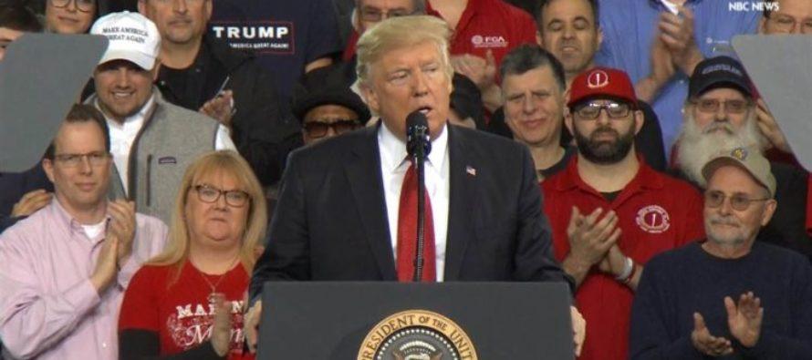 BREAKING: Trump Ends DACA Program But Gives Congress A Chance To Pass a Legislative Fix