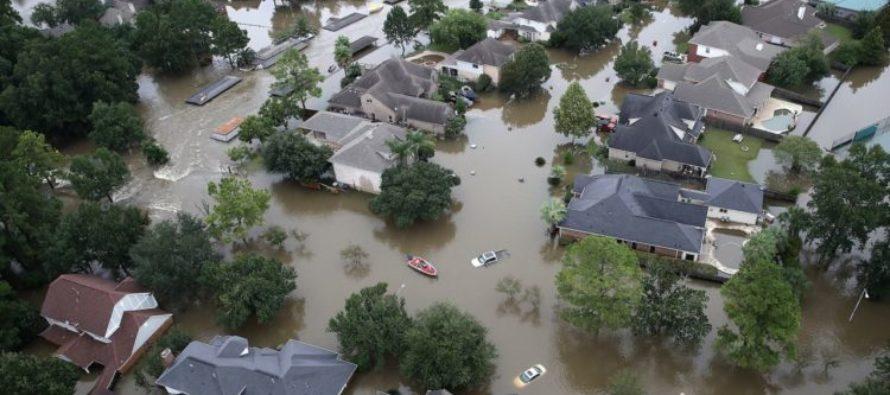 "Gov. Greg Abbott Of Texas Has Declared ""A Day Of Prayer"" In Wake Of Harvey's Destruction"