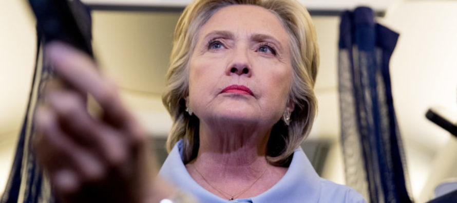 BREAKING: Judge Orders State Bar To Investigate Lawyers Who Deleted Hillary's Emails