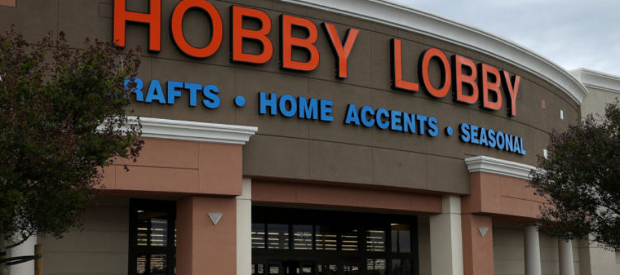 "UNBELIEVABLE! Hobby Lobby Decoration Goes VIRAL Because It's ""Offensive"""