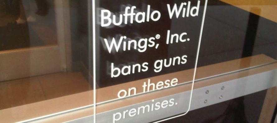 Diners Outraged After Buffalo Wild Wings Mutes Nat'l Anthem Before NFL Game