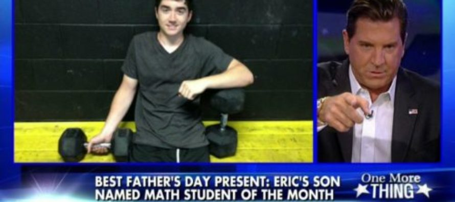 Newly Fired Fox Host Eric Bolling's 19 Year-Old Son Found Dead