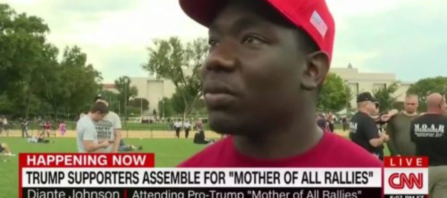 CNN Cuts Off Black Trump Supporter When He Says There Should Be No 'White Guilt' [VIDEO]