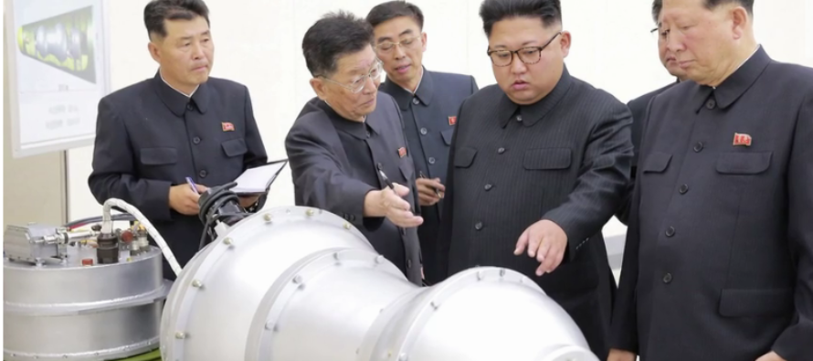 North Korea Claims Successful Hydrogen Bomb Test for Long Range Attacks