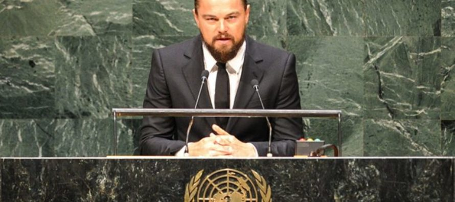 Leonardo DiCaprio: Only The People Who Believe In Science Should Hold Public Office