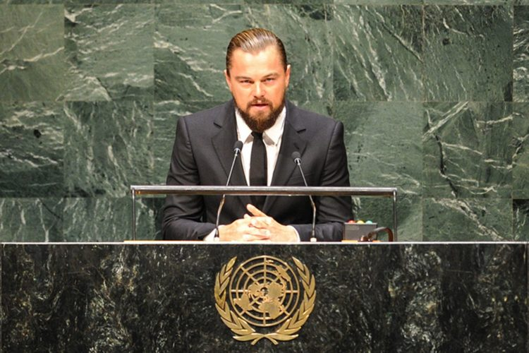 Leonardo DiCaprio: Only The People Who Believe In Science Should Hold Public Office | John Hawkins' Right Wing News