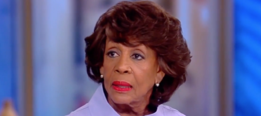 Maxine Waters Asked To Give Some Credit To Trump – Her Reply Shows There Are Two Americas [VIDEO]