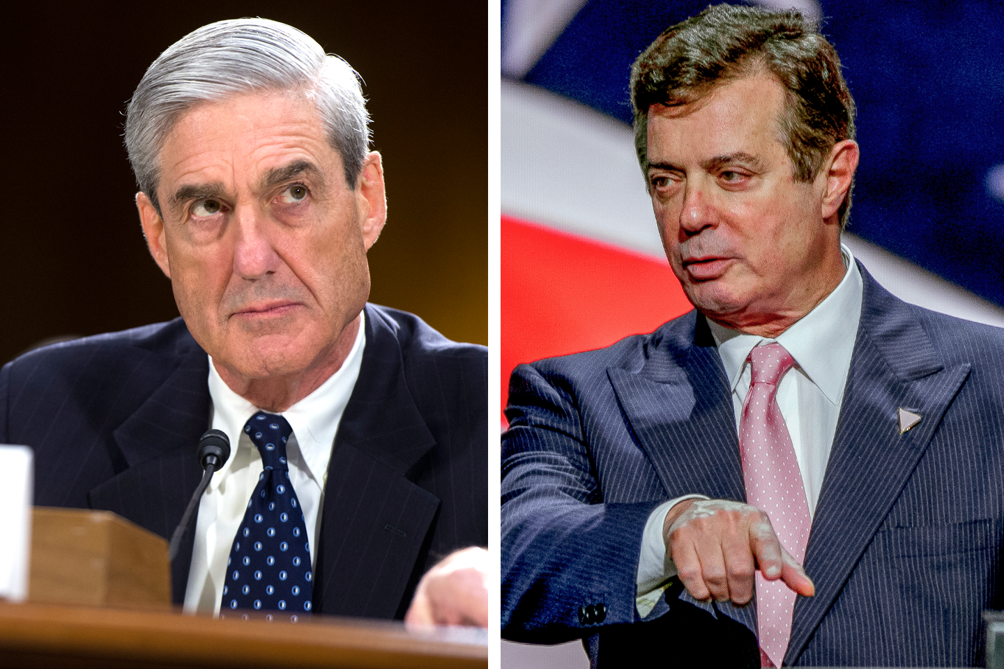 JUST IN: Special Counsel Mueller Tells Manafort He Will Be Indicted