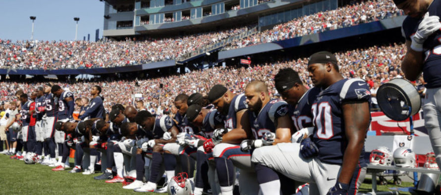 First CEO Pulls NFL Ad Money Over 'Unpatriotic' National Anthem Protests