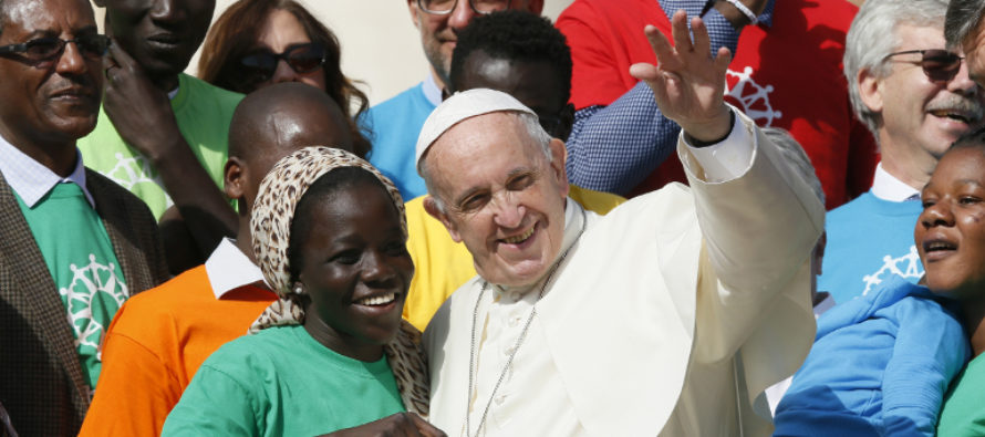 Pope Francis Speaks Out: Jesus Christ Himself Asks Us to Welcome Migrants