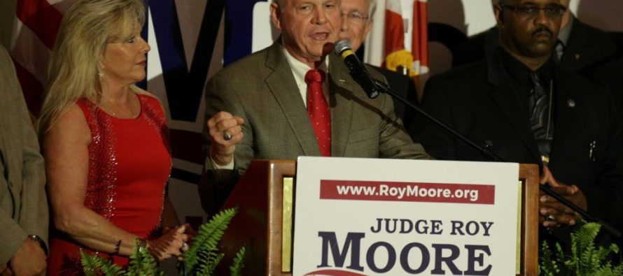 Roy Moore Wins Alabama GOP Senate Primary – 'Together We Can MAGA… Support the President'! [VIDEO]
