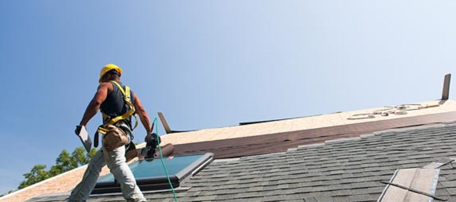 Roofing Contractor Leaves Job Half Done When He Finds Out What Evil Work Business Does!