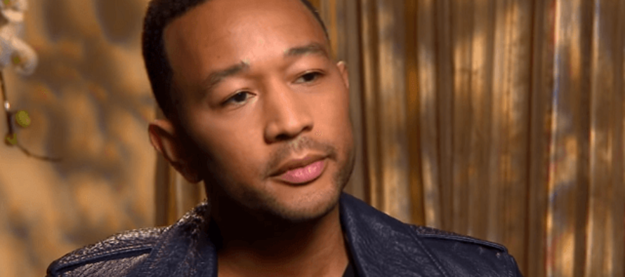 John Legend Puts Out A Casting Call For Old, White, 'Fat' Trump Supporters