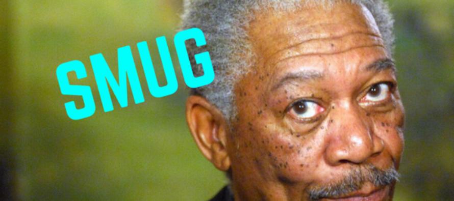 Morgan Freeman Disappoints – Demands Trump 'Tell Truth' On Russian Meddling [VIDEO]