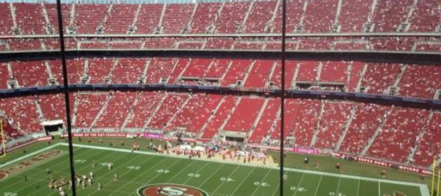 NFL Ratings Drop Isn't All They're Facing, Look At The Tumbling Turnout At CA Stadiums! [VIDEO]