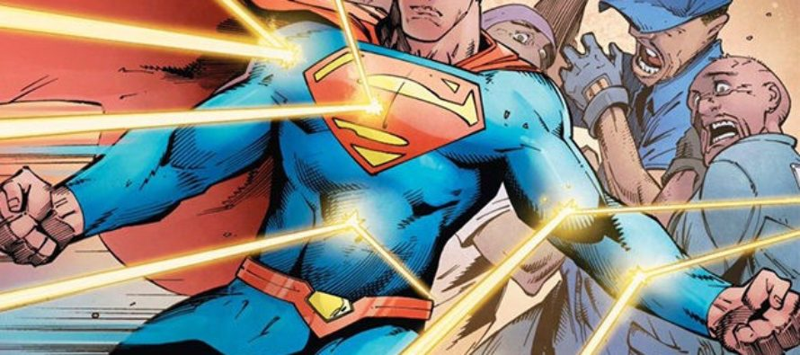 Superman Renounced U.S. Citizenship, Now Shields Illegals From White Supremacist In New Episode